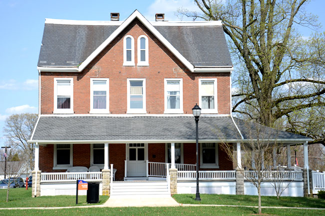 Alumni House, The Lincoln University