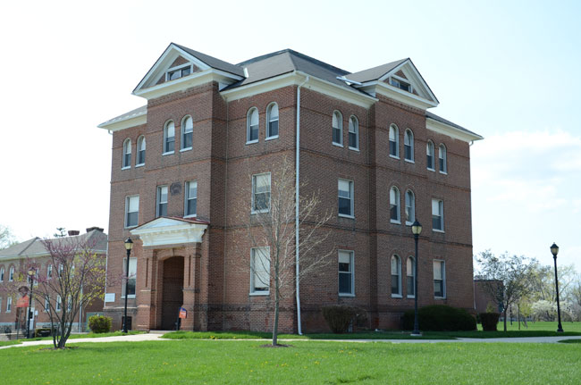 Houston Hall - The Lincoln University