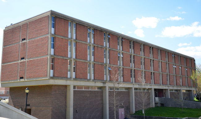 Lucy Laney Hall – The Lincoln University