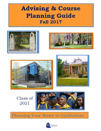 2015 Advising and Course Planning Guide
