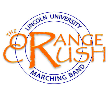 "The Lincoln University ""ORANGE CRUSH"" Roaring Lion Marching Band"