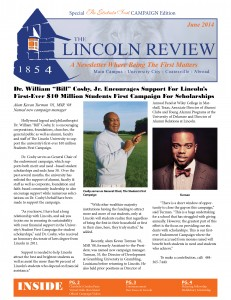 The Lincoln Review